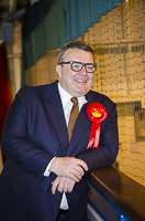tom watson waiting for election results